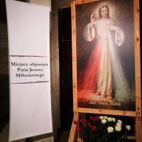 Pielgrzymka do Sanktuarium Bożego Miłosierdzia w Płocku