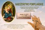 Zaproszenie na Nabożeństwo Pompejańskie