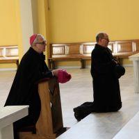 Wizytacja oraz Msza św., z udzieleniem sakramentu bierzmowania.